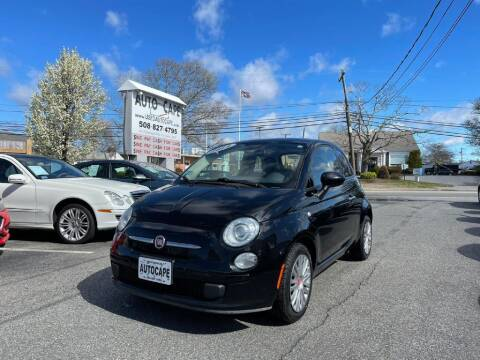 2014 FIAT 500 for sale at Auto Cape in Hyannis MA
