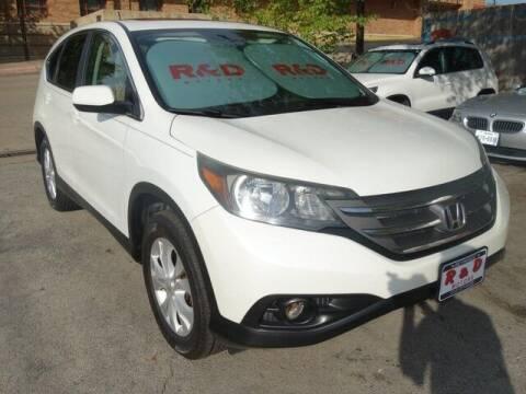 2012 Honda CR-V for sale at R & D Motors in Austin TX