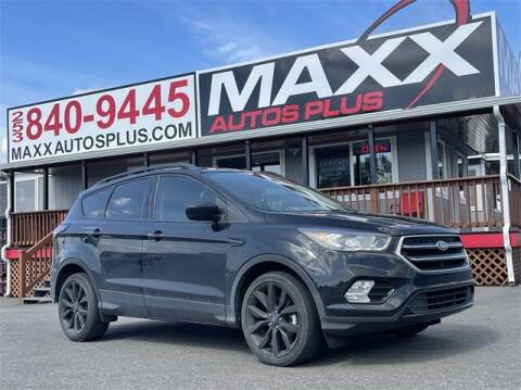 2018 Ford Escape for sale at Maxx Autos Plus in Puyallup WA