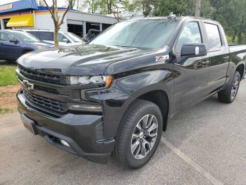 2021 Chevrolet Silverado 1500 for sale at THE TRAIN AUTO SALES & LEASING in Mauldin SC