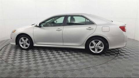2013 Toyota Camry for sale at Cj king of car loans/JJ's Best Auto Sales in Troy MI