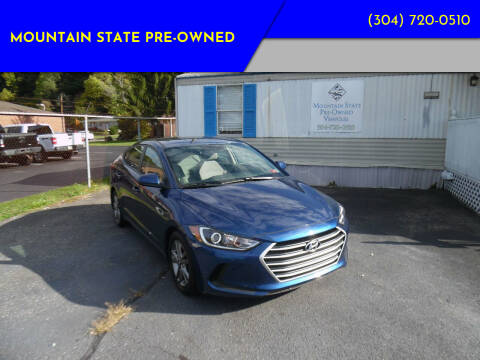 2017 Hyundai Elantra for sale at Mountain State Pre-owned in Nitro WV
