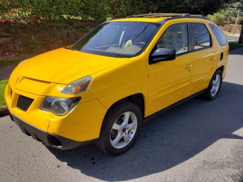 2003 Pontiac Aztek for sale at KC Cars Inc. in Portland OR