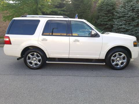 2013 Ford Expedition for sale at Lehigh Valley Autoplex, Inc. in Bethlehem PA