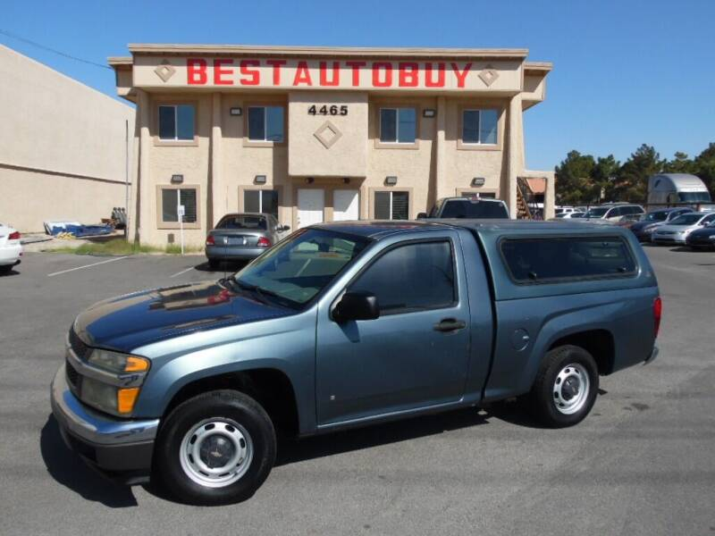 2006 Chevrolet Colorado for sale at Best Auto Buy in Las Vegas NV