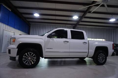 2014 GMC Sierra 1500 for sale at SOUTHWEST AUTO CENTER INC in Houston TX