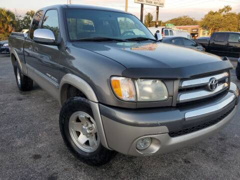 2003 Toyota Tundra for sale at Mars auto trade llc in Kissimmee FL