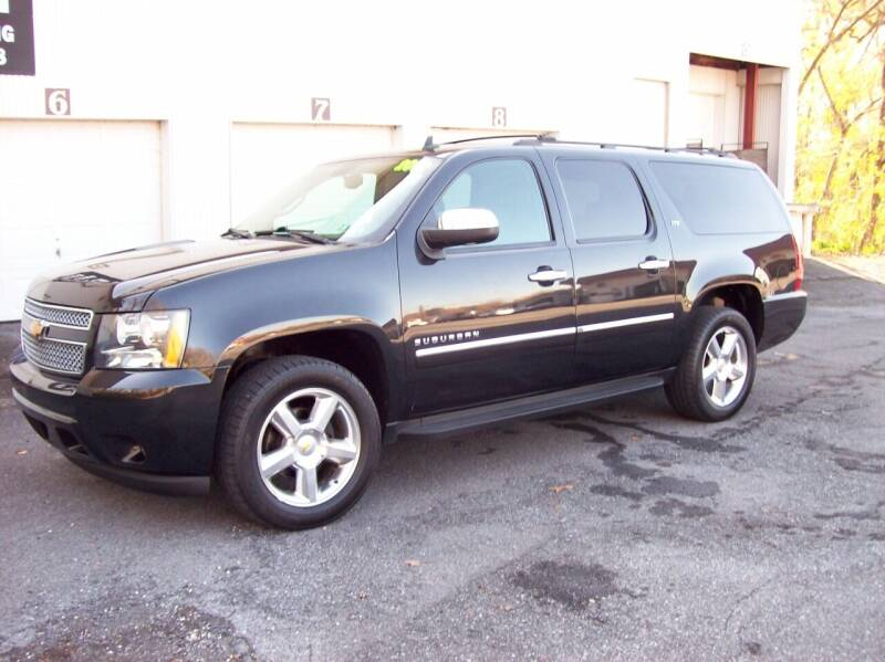 2012 Chevrolet Suburban for sale at Clift Auto Sales in Annville PA