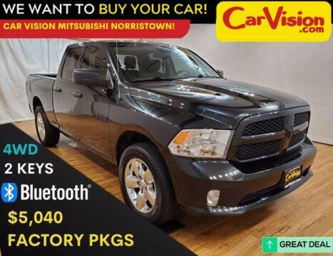 2018 RAM Ram Pickup 1500 for sale at Car Vision Mitsubishi Norristown in Trooper PA