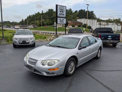 2000 Chrysler 300M for sale at Route 22 Autos in Zanesville OH