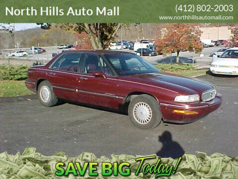 1999 Buick LeSabre for sale at North Hills Auto Mall in Pittsburgh PA