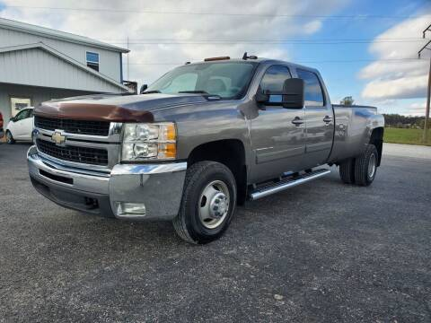 2007 Chevrolet Silverado 3500HD for sale at Hatcher's Auto Sales, LLC in Campbellsville KY