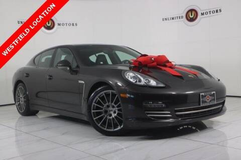 2013 Porsche Panamera for sale at INDY'S UNLIMITED MOTORS - UNLIMITED MOTORS in Westfield IN
