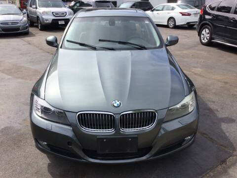 2011 BMW 3 Series for sale at Olsi Auto Sales in Worcester MA