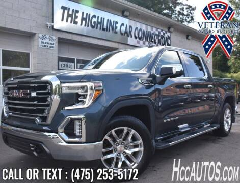 2021 GMC Sierra 1500 for sale at The Highline Car Connection in Waterbury CT