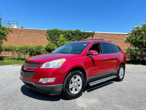 2012 Chevrolet Traverse for sale at RoadLink Auto Sales in Greensboro NC