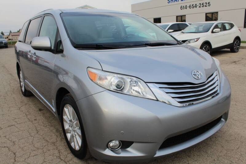 2011 Toyota Sienna for sale at SHAFER AUTO GROUP in Columbus OH