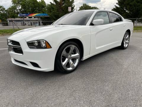 2014 Dodge Charger for sale at Royal Motors in Hyattsville MD