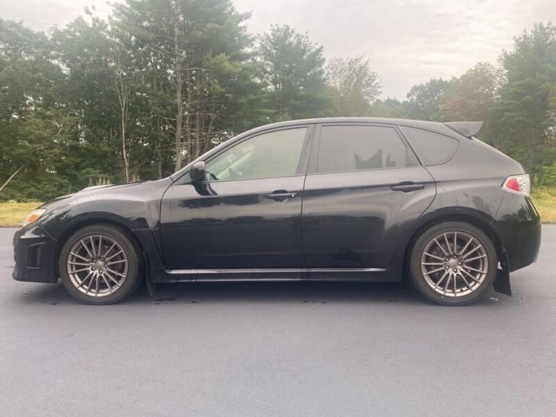 2013 Subaru Impreza for sale at KRG Motorsport in Goffstown NH