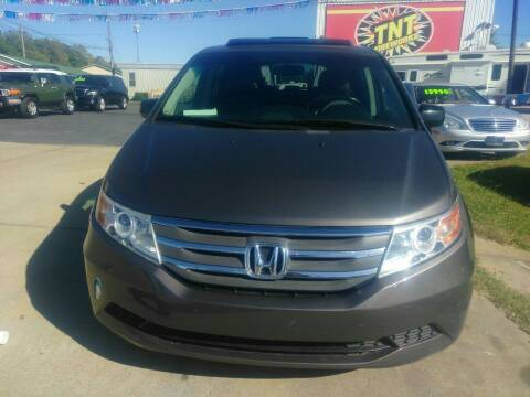 2011 Honda Odyssey for sale at AUTOPLEX 528 LLC in Huntsville AL