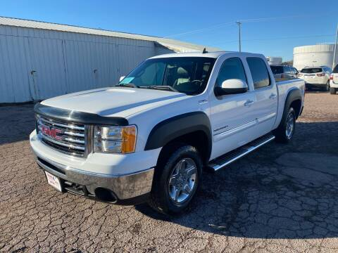 2010 GMC Sierra 1500 for sale at More 4 Less Auto in Sioux Falls SD