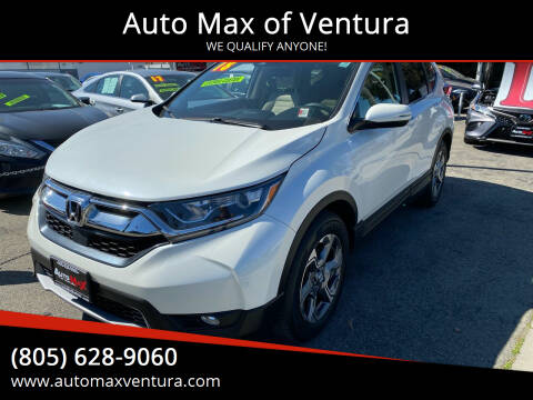 2018 Honda CR-V for sale at Auto Max of Ventura in Ventura CA
