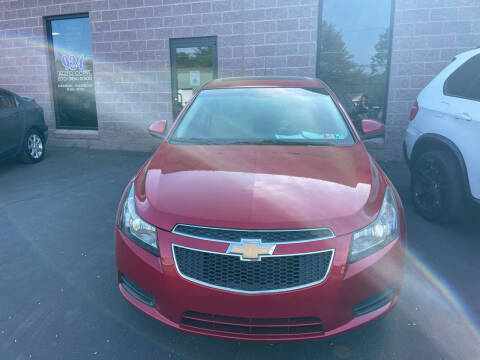 2011 Chevrolet Cruze for sale at 924 Auto Corp in Sheppton PA