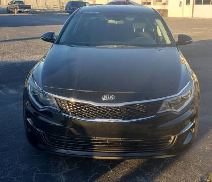 2016 Kia Optima for sale at East Carolina Auto Exchange in Greenville NC
