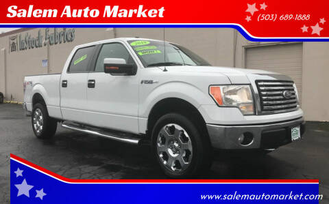 2010 Ford F-150 for sale at Salem Auto Market in Salem OR