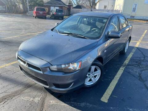 2009 Mitsubishi Lancer for sale at Your Car Source in Kenosha WI