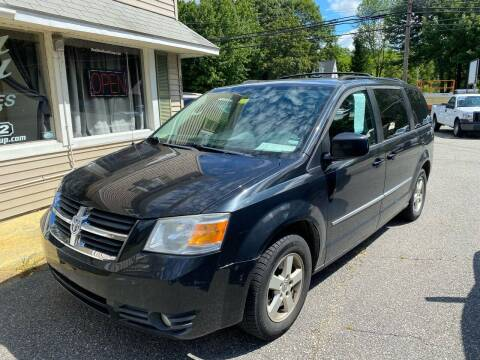 2010 Dodge Grand Caravan for sale at Real Deal Auto Sales in Auburn ME