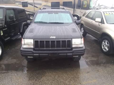 1998 Jeep Grand Cherokee for sale at Marino's Auto Sales in Laurel DE