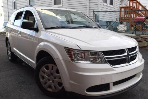 2016 Dodge Journey for sale at VNC Inc in Paterson NJ