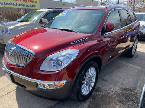 2010 Buick Enclave for sale at 5 Stars Auto Service and Sales in Chicago IL