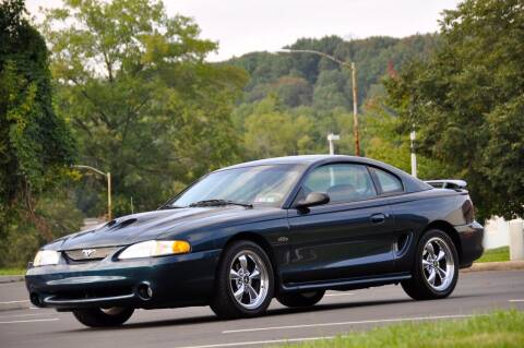1996 Ford Mustang for sale at T CAR CARE INC in Philadelphia PA