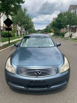 2007 Infiniti G35 for sale at Pak1 Trading LLC in South Hackensack NJ