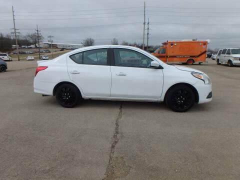 2019 Nissan Versa for sale at BLACKWELL MOTORS INC in Farmington MO