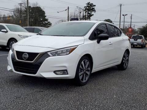 2020 Nissan Versa for sale at Gentry & Ware Motor Co. in Opelika AL