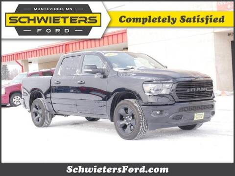 2019 RAM Ram Pickup 1500 for sale at Schwieters Ford of Montevideo in Montevideo MN