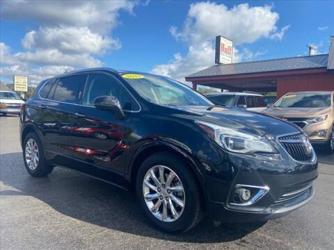 2019 Buick Envision for sale at HUFF AUTO GROUP in Jackson MI