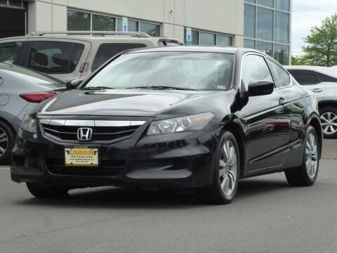 2011 Honda Accord for sale at Loudoun Used Cars - LOUDOUN MOTOR CARS in Chantilly VA