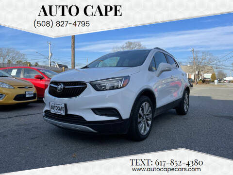 2017 Buick Encore for sale at Auto Cape in Hyannis MA
