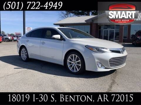2013 Toyota Avalon for sale at Smart Auto Sales of Benton in Benton AR