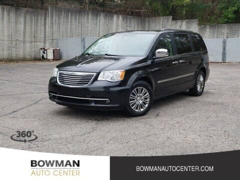 2014 Chrysler Town and Country for sale at Bowman Auto Center in Clarkston MI