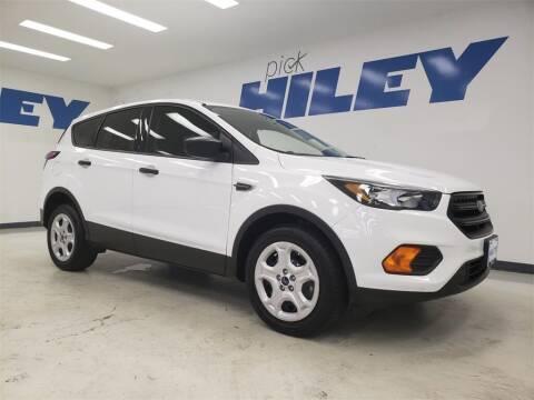 2018 Ford Escape for sale at HILEY MAZDA VOLKSWAGEN of ARLINGTON in Arlington TX