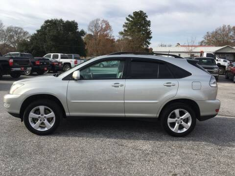 2004 Lexus RX 330 for sale at TAVERN MOTORS in Laurens SC