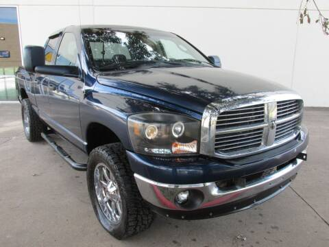 2007 Dodge Ram Pickup 1500 for sale at QUALITY MOTORCARS in Richmond TX