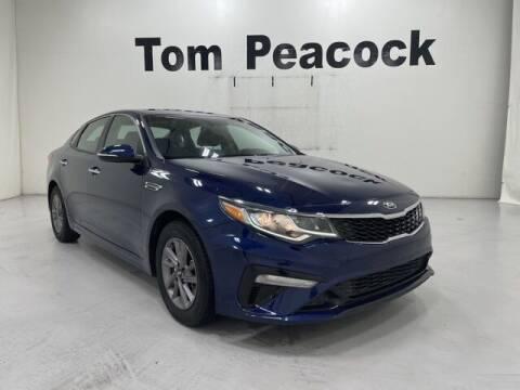 2020 Kia Optima for sale at Tom Peacock Nissan (i45used.com) in Houston TX