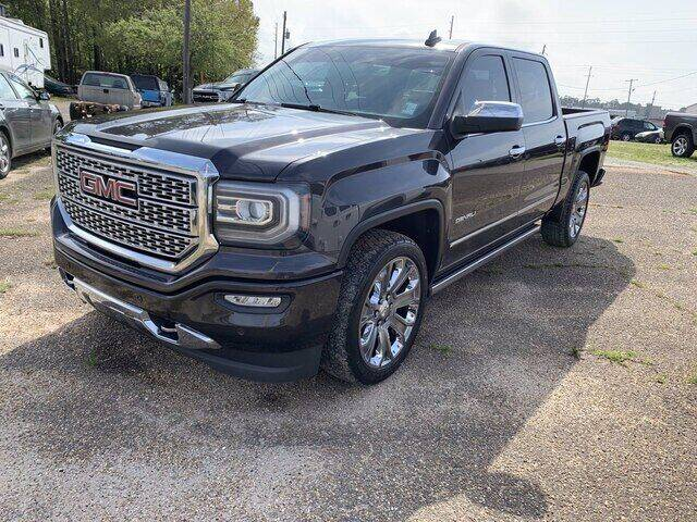 2016 GMC Sierra 1500 for sale at CROWN  DODGE CHRYSLER JEEP RAM FIAT in Pascagoula MS