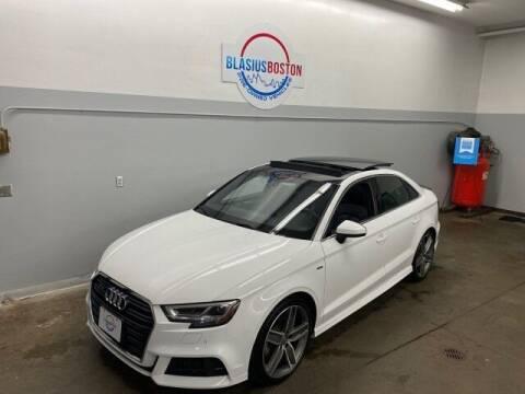 2018 Audi A3 for sale at WCG Enterprises in Holliston MA